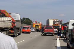 Uzavřená dálnice D1
