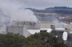 Požár v Jihlavě