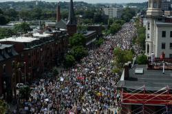 Bostonský pochod odpůrců neonacismu