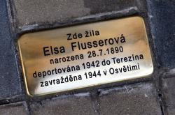 Nový kámen zmizelých v Teplicích