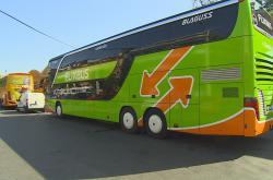 Autobus společnosti FlixBus