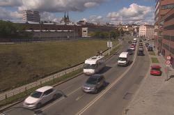 Ulice Plotní v Brně