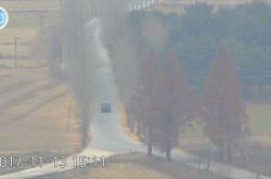 Severokorejský voják se k hranici vydal v autě