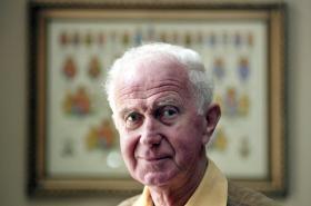 Jiří Louda na snímku z roku 2010