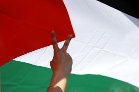 Vlajka Palestiny