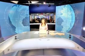 Virtuální prohlídka České televize