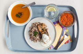 Ideální oběd podle Státního zdravotního ústavu