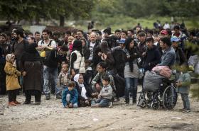 Uprchlíci