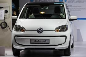 Elektroauto od Volkswagenu
