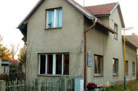 Dům, ve kterém vyrůstal Jan Palach