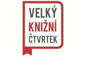 Velký knižní čtvrtek - logo