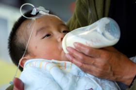 Čínské novorozeně