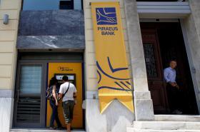 Pobočka řecké Piraeus Bank