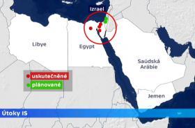 Útoky IS na Sinaji