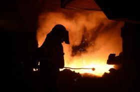 Ocelářský závod SSI ve Velké Británii