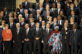 Účastníci maltského summitu k uprchlické krizi
