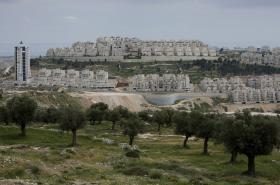 Židovské osady