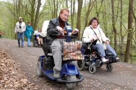 Handicapovaní