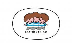 Logo studia Bratři v triku