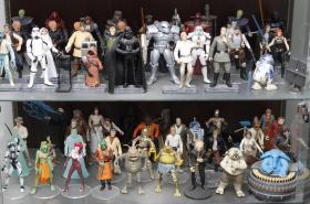 Hračky inspirované Star Wars