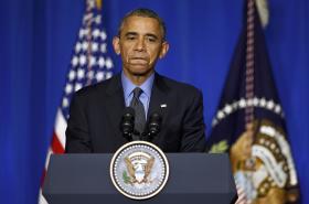 Brífink na závěr návštěvy Baracka Obamy v Paříži