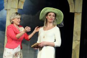 Divadlo Na Jezerce / Poslední aristokratka