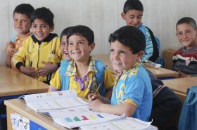 Uprchlický tábor v Zaatari