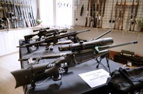 Zbraně v USA