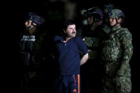 Guzmán v rukou zákona