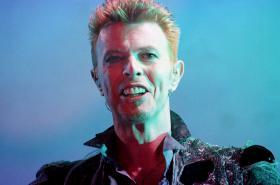 David Bowie v roce 1996
