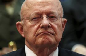 Ředitel amerických tajných služeb James Clapper
