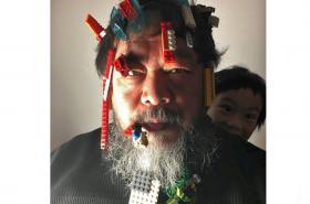Aj Wej-wej s kostičkami lega