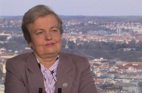 Šéfka Státního úřadu pro jadernou bezpečnost (SÚJB) Dana Drábová