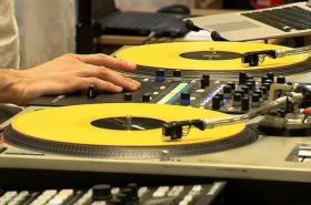 Mixování hudby