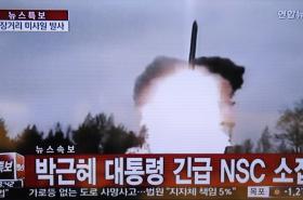 KLDR vypustila raketu dlouhého doletu