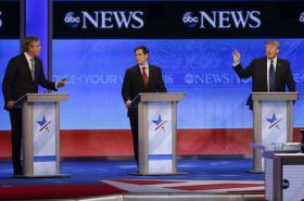 Debata republikánských kandidátů na prezidenta USA