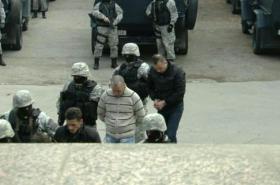 Zadržení makedonští teroristé