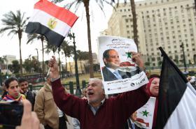 Pět let od pádu Mubarakova režimu
