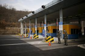 Korejská průmyslová zóna Kesong zůstává zavřená
