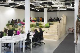 Firmy zavádějí i relaxační zóny