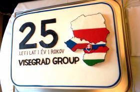 Dort ke výročí 25 let od vzniku Visegrádské čtyřky