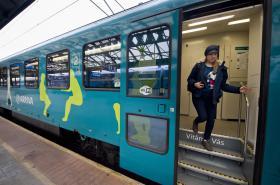 Motorový vlak Arriva