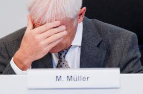 Šéf koncernu Volkswagen Matthias Müller