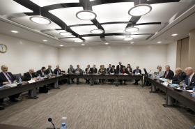 Syrské rozhovory v Ženevě