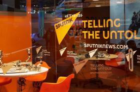 Lotyšská vláda nechala zablokovat stránky ruského serveru Sputnik