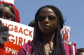 Saa unikla ze zajetí Boko Haram