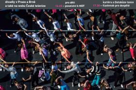 Pozvánka na Mezinárodní den tance 2016