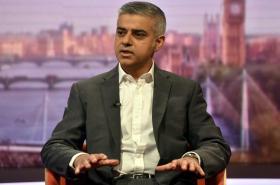 Londýnský starosta Sediq Khan