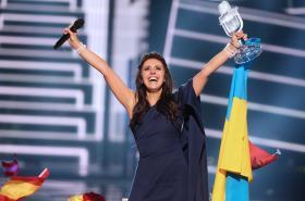 Ukrajinská zpěvačka Jamala - vítězka 61. Eurovize