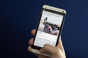 Instant Articles - sociální interakce